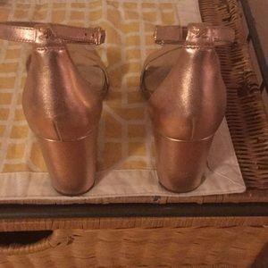 5eed42669645ac Sam Edelman Shoes - SAM EDELMAN - Odila Sandal - blush gold leather